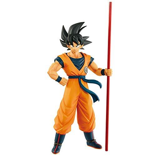 Banpresto movie Dragon Ball super SON GOKOU THE 20TH FILM LIMITED figu