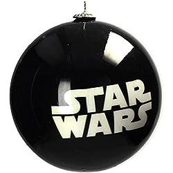 STAR WARS sdtsdt89737palla di Natale, Bianco, 8x 8x 8