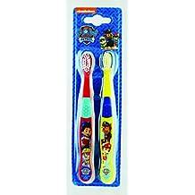 Paw Patrol–Cepillo de dientes–paquete de 2