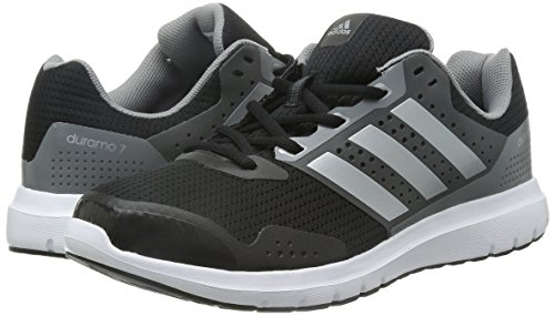 huge discount 3fea7 09745 adidas Duramo 7 M, Mens Competition Running Shoes, Black (Co