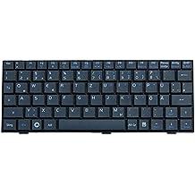 Nexpert Orig deutsche QWERTZ Tastatur f/ür ASUS Eee PC EEEPC 900 900A 900HD 901 Netbook DE Weiss NEU