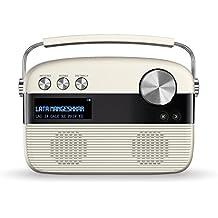 Saregama Carvaan Hindi SKU-R20008(SC01) Portable Digital Music Player (Porcelain White)