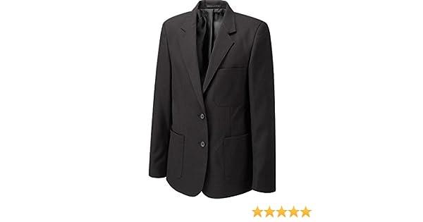 David Luke Childrens PV Hopsack Girls Coat Schoolwear Jacket Formal School Uniform Blazer