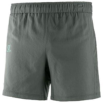 Salomon Men's Running Shorts, AGILE 5 Inch, Taffeta