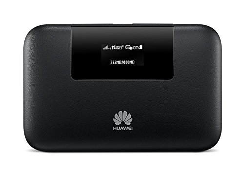 Price comparison product image Huawei Mobile Wifi Pro E5770 4G / LTE O2 Network Portable Wireless Mobile Router Dongle Hotspot - Black