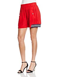 Love Moschino Short Rojo ES 36 (IT 40)