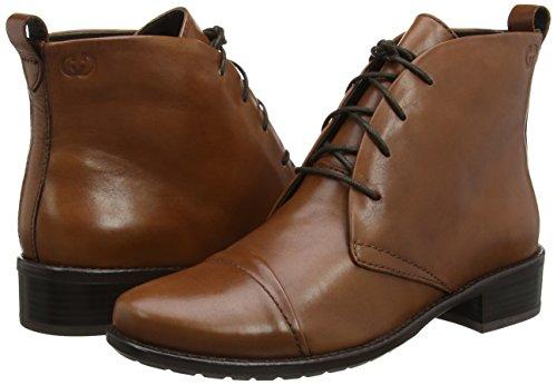 Gerry Weber Shoes Diane 04 Damen Kurzschaft Stiefel Braun (cognac 378)