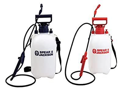 Spear & Jackson Sprayer to Avoid mixing Water and Weedkiller