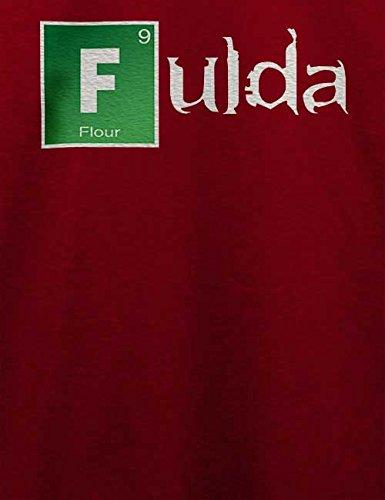 Fulda T-Shirt Bordeaux