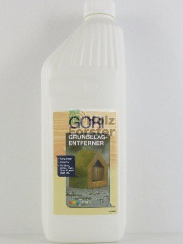 Gori Grünbelag Entferner, 1 Liter