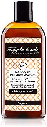 Nuggela & Sulé Champú Premium con extracto de cebolla - 25