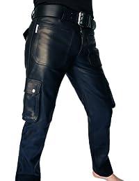 Lederhose Cargohose Bockle® Cargo Pants Aniline