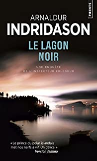Le lagon noir par Arnaldur Indriðason