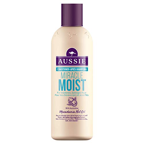 Aussie Miracle Moist Conditioner Für Durstiges Haar 250 ml -