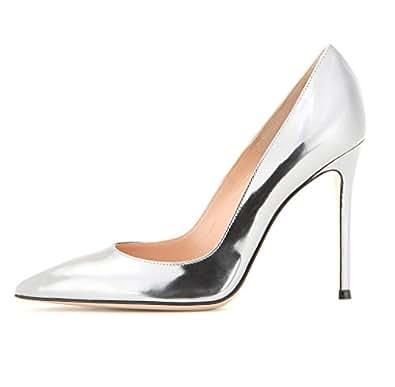 Chaussures Cm Edefs Aiguilles Shoe 10 Stiletto Nude High Heel Sexy Escarpins Femme Talons Escarpin jc34AR5qL