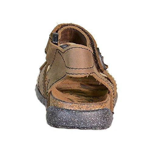 Primigi-sandales de primigi 62981 en cuir pour enfant marron Marron - Marron