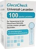 Gluco Check Lanzetten Universal 100 stk