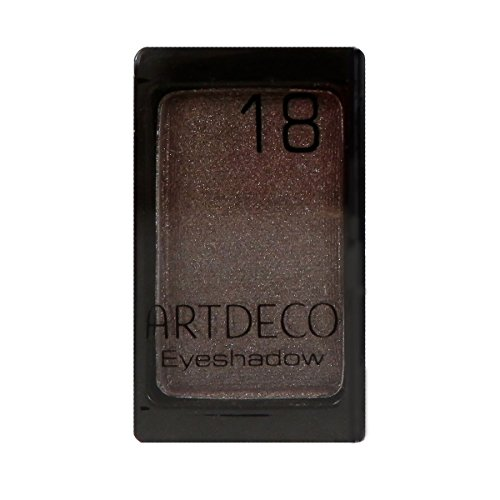 Artdeco Magnetlidschatten Pearl Farbe Nr. 18, pearly light misty wood, 1er Pack (1 x 9 g) (Misty Pearl)