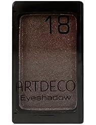 Artdeco Magnetlidschatten Pearl Farbe Nr. 18, pearly light misty wood, 1er Pack (1 x 9 g)
