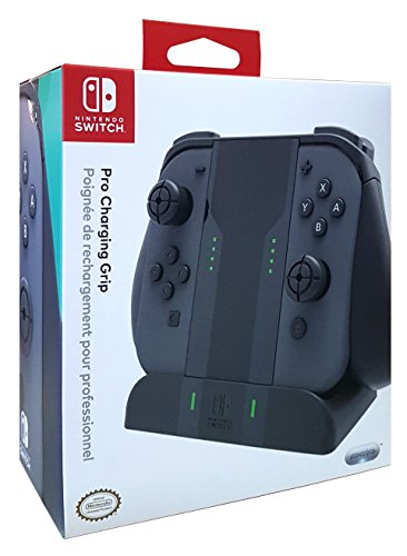 PDP - Joy-Con Pro Charging Grip Nintendo Switch