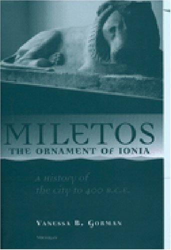 Michigan Ornament (Miletos, the Ornament of Ionia: A History of the City to 400 B.C.E)