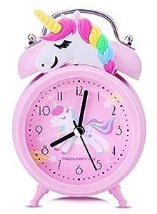 Despertadores de Unicornio para Niñas,Despertadores