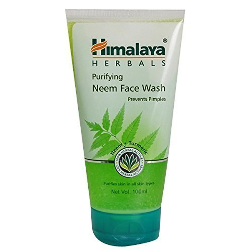 Himalaya Herbals Purifying Neem Face Wash 100Ml  available at amazon for Rs.119