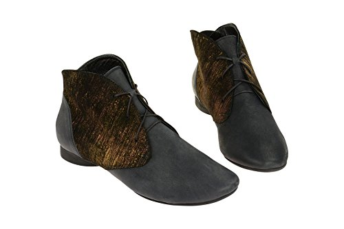 18ed38ab5b646 ... Mørk Femme Guad Kvinne Desert Tenk Guad Støvler Boots Blå Bleu Foncé  Ørken Think IAwvxqa ...