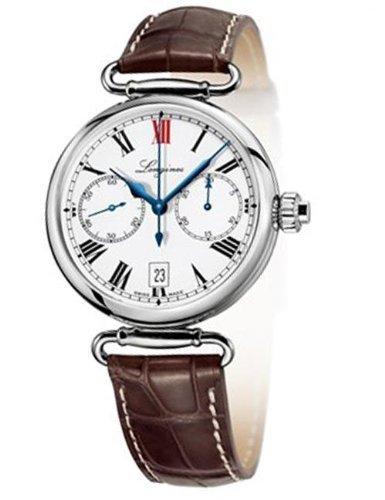 longines-heritage-cadran-blanc-en-cuir-brun-montre-pour-homme-l27764213-par-longines