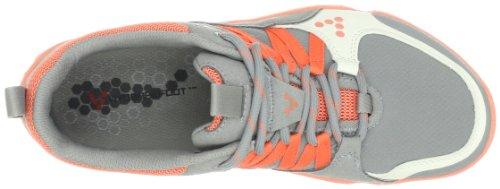 Vivobarefoot Neo Trail W, Scarpe da corsa donna grigio (Grau (Grey/Salmon))