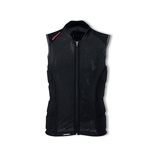 Atomic Herren Ski-Protektor-Weste, Verstellbar, Hartschale, Live Shield Vest, AN5201500L, Größe: L, Schwarz