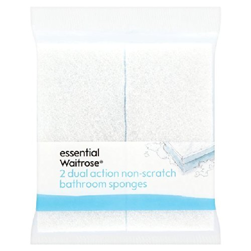 dual-action-bath-sponge-2pk-essential-waitrose-2-per-pack