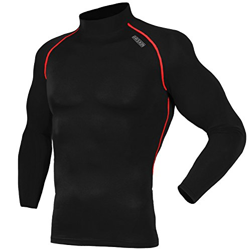 drskin-sr041-kompressionsshirt-tight-couche-shirt-de-base-laufhose-manner-frauen-lange-manches-m