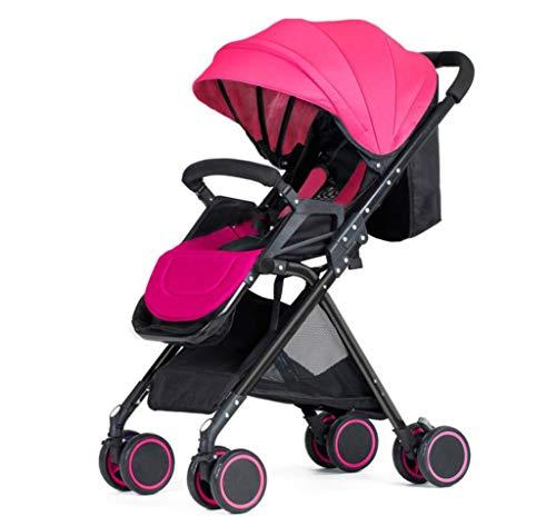 Carrito bebé- Suspensión portátil ultraligera Se