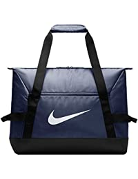 Nike NK ACDMY Team S Duff Bolsa de Gimnasio, Adultos Unisex, Midnight Navy/Black/White, One Size