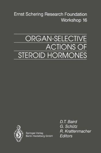 Organ-Selective Actions of Steroid Hormones (Ernst Schering Foundation Symposium Proceedings Book 16) (English Edition)