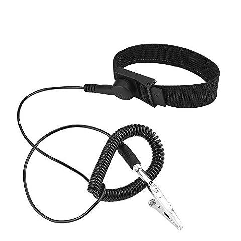 Bracelet Antistatique - eBoot Anti-statique Band Antistatique Dragonne Antistatique