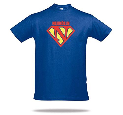DENVER CITY LADY T-SHIRT DENVER T-Shirt Souvenir Superman ABC USA - Souvenirs Denver