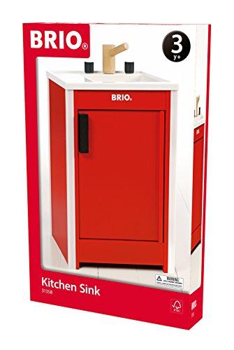 Brio - 31358 - Juego de imitación - fregadero de la cocina