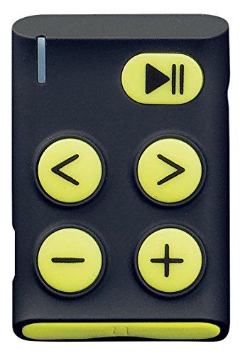 Lenco MP3-Player XEMIO-154 Inklusive USB-Kabel und Knopfkopfhörer und 4GB SD-Karte (Mp3-player-tasten)
