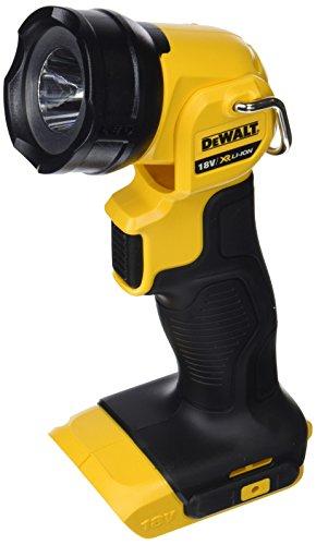DeWalt DCL040  18 Volt/3 Ah LED-Akku-Lampe, ohne Akku - Taschenlampe Laser-griff