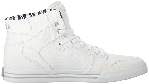 Supra Herren Vaider Sneaker Weiß