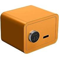 TQMB-A Seguridad electrónica Caja Inicio/Viajes Digital Security Gabinete pequeña Caja Fuerte con extraíble Interior Estante, para Papel (tamaño A4) / Documentos,3