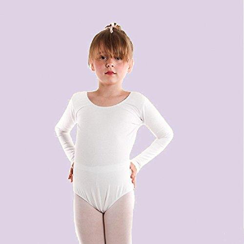 Body in verschiedenen Farben und Größen als Verkleidung / Kostümunterzieher, Farbe:hautfarben / toast;Größe:L/XL weiß