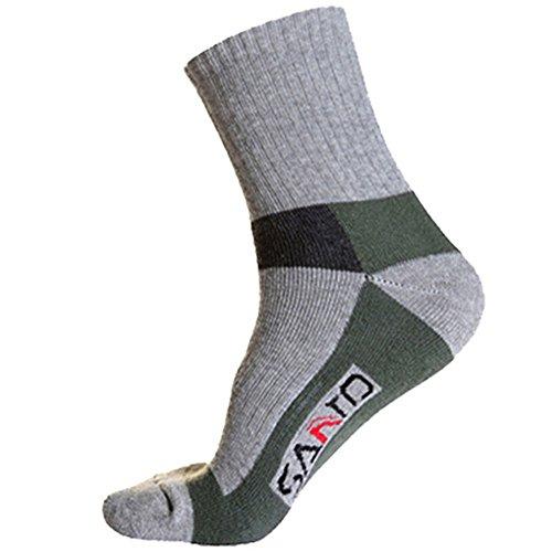 west-ciclismo-coolmax-calcetines-de-athletic-calcetines-de-ciclismo-montaa-nios-hombre-color-grey-gr