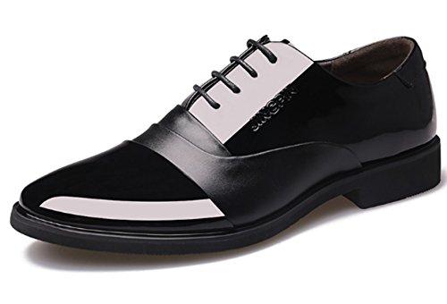 LINYI Herbst Neue Geschäftskleid Schuhe Spitze Spitzen Britischen Stil Atmungsaktive Freizeitschuhe Blackwithvelvet