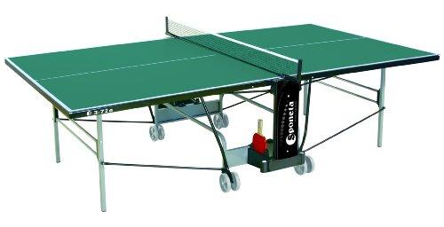 Sponeta Tisch S3-72e grün, grün