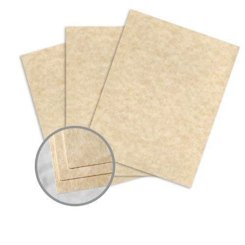 astroparche Altes Papier-81/5,1x 27,9cm 60Lb Text Pergamentpapier 30% recycelte 500Pro Ries - Papier Lb 60