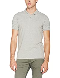 Scotch & Soda Nos-Classic Garment Dyed Pique, Polo Homme