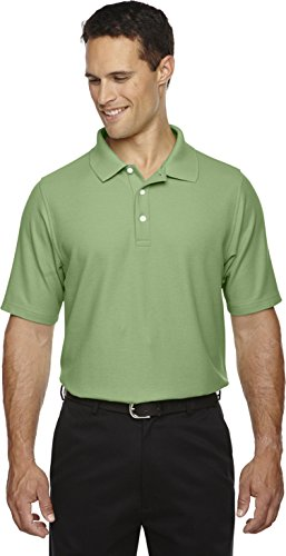 Devon & Jones DG150 Herren drytec20 Performance Polo Lime